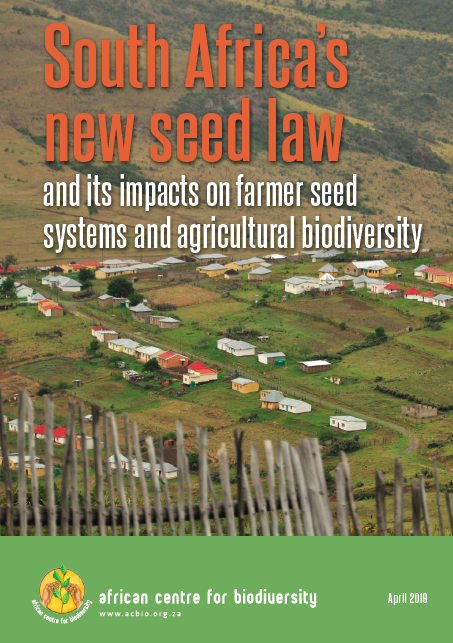 New Seed Law
