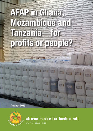 AFAP in Ghana, Mozambique and Tanzania—for profits or people?