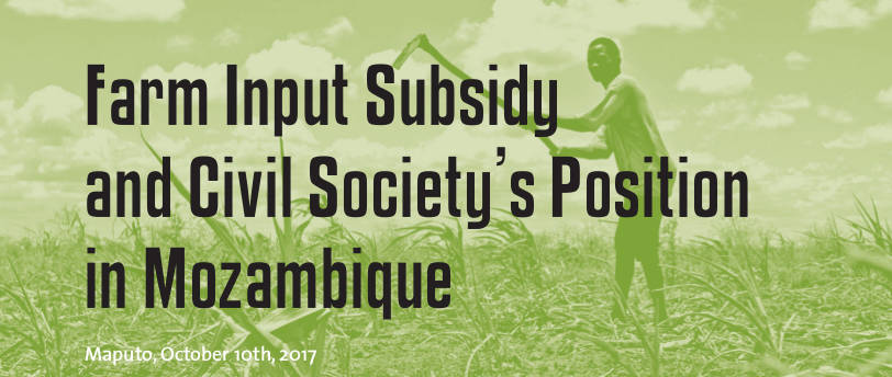 Position of Civil Society in Mozambique